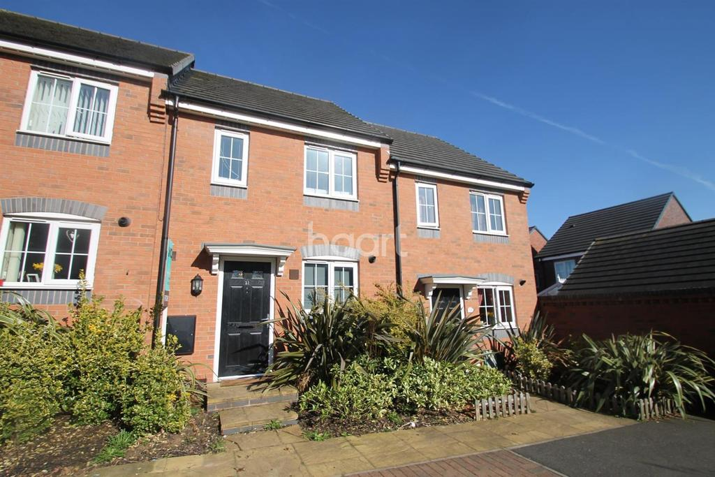 2 Bedrooms Terraced House for sale in Owston Road, Annesley