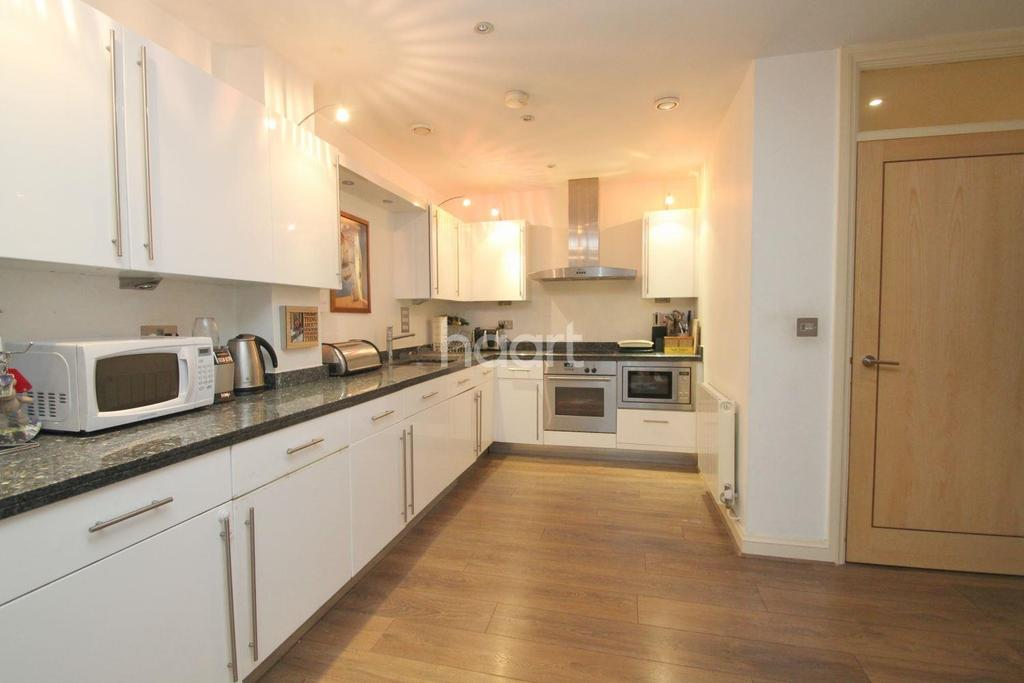 2 Bedrooms Flat for sale in Pickfords Building, Priory Avenue