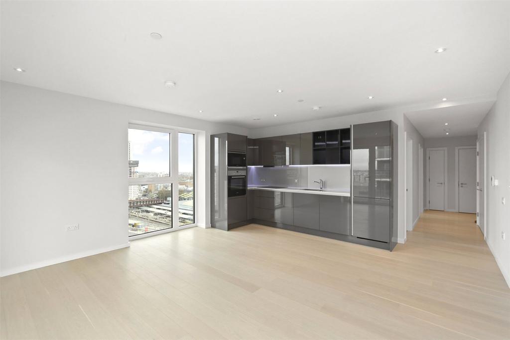 1 Bedroom House for sale in Glasshouse Gardens, Montfichet Road, London, E20