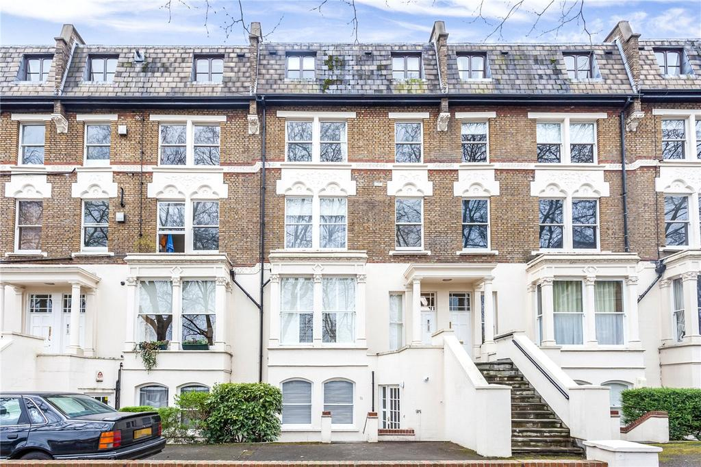2 Bedrooms Flat for sale in Belmont Court, 93 Highbury New Park, London, N5