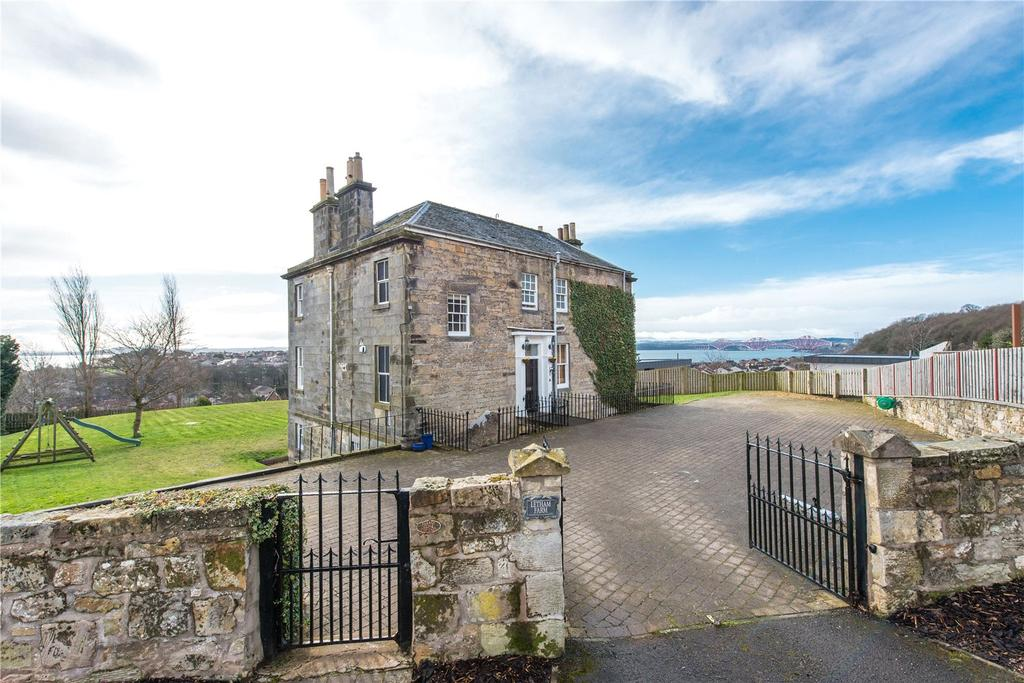 5 Bedrooms Detached House for sale in Letham Farmhouse, Farmstead Road, Dalgety Bay, Dunfermline, Fife