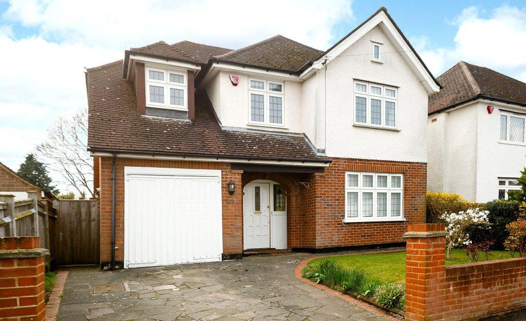 5 Bedrooms Detached House for sale in Dalkeith Road, Harpenden, Hertfordshire