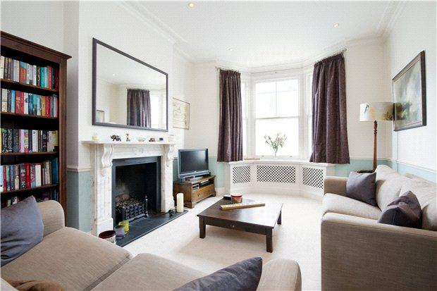 3 Bedrooms House for sale in Ackmar Road, Fulham, London