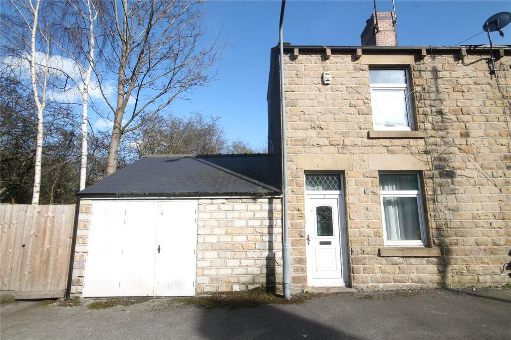 2 Bedrooms End Of Terrace House for sale in Gordon Street, Barnsley, South Yorkshire, S70