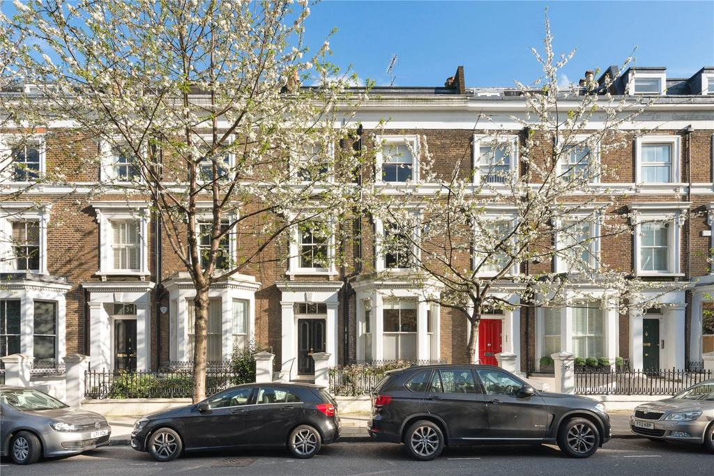 2 Bedrooms Flat for sale in Upper Addison Gardens, Holland Park, London