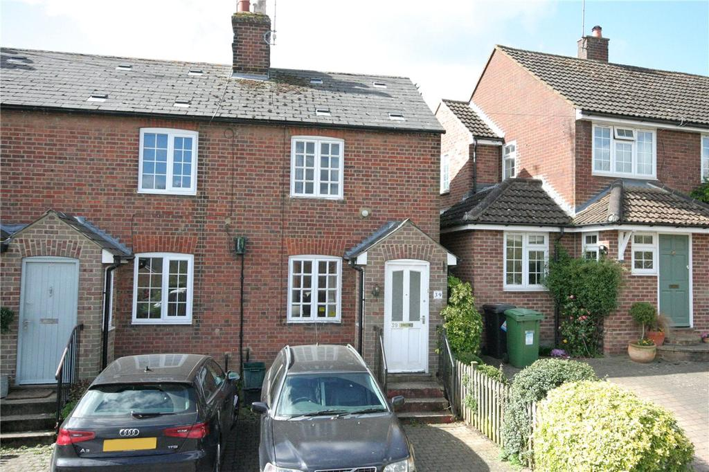 2 Bedrooms End Of Terrace House for sale in Coldharbour Lane, Harpenden, Hertfordshire