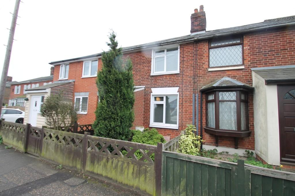 2 Bedrooms Terraced House for sale in Coggeshall Road, Braintree