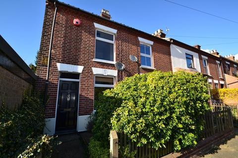 2 bedroom terraced house for sale - Primrose Road, Norwich
