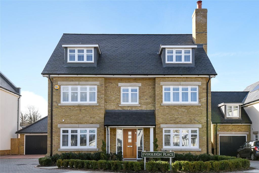 6 Bedrooms Detached House for sale in Eversleigh Place, Beckenham, Kent, BR3