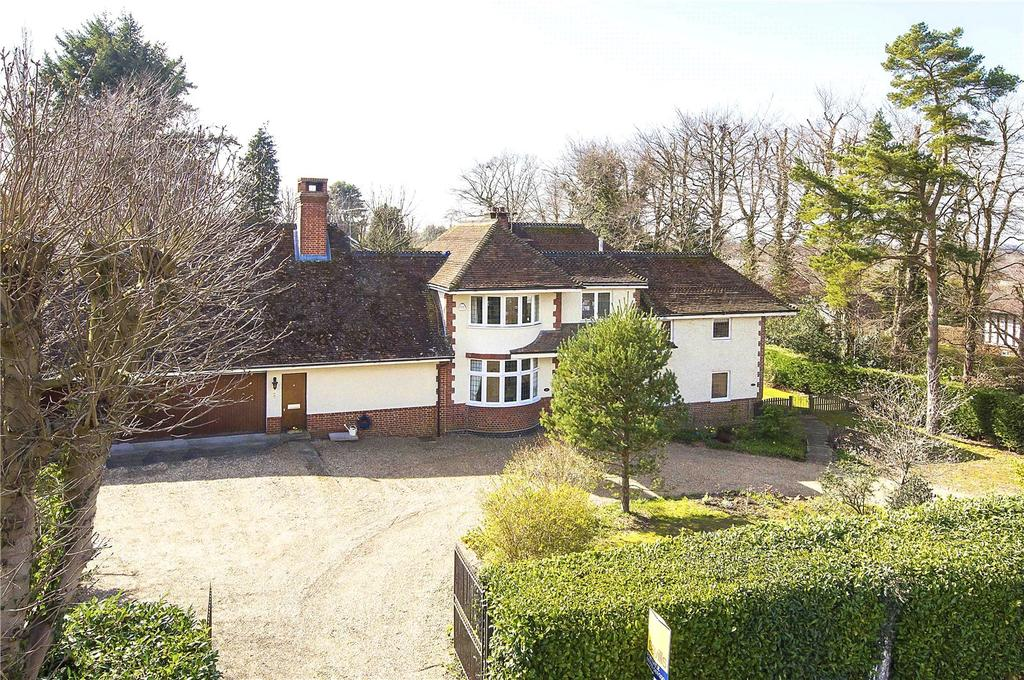 6 Bedrooms Detached House for sale in The Ridgeway, Fetcham, Leatherhead, Surrey, KT22
