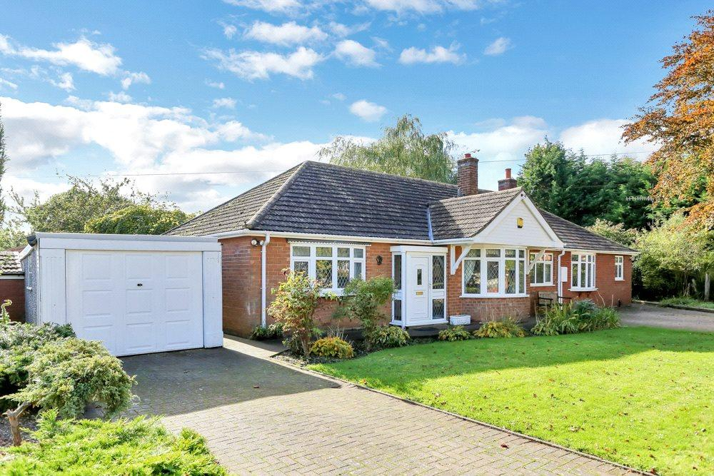4 Bedrooms Detached Bungalow for sale in Main Street, Scopwick, Lincoln, LN4