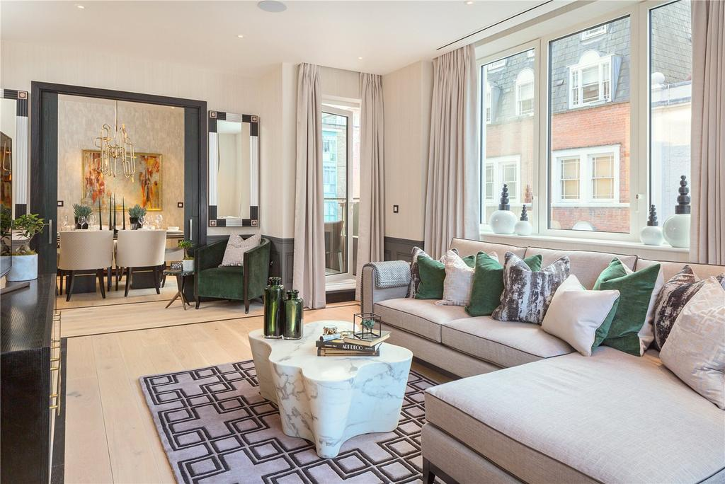 3 Bedrooms Flat for sale in Chapter Street, Westminster, London, SW1P