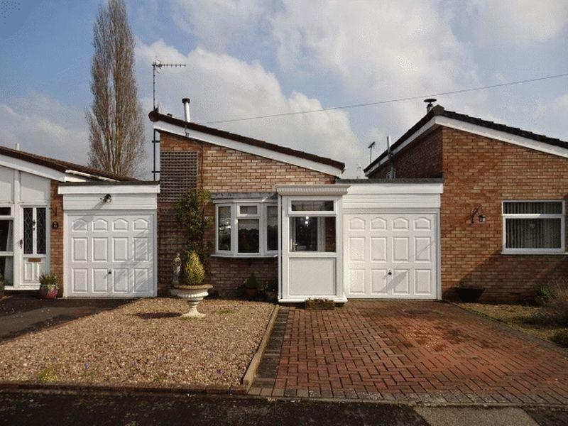 2 Bedrooms Detached House for sale in Wynn Close, Bewdley DY12 1JR