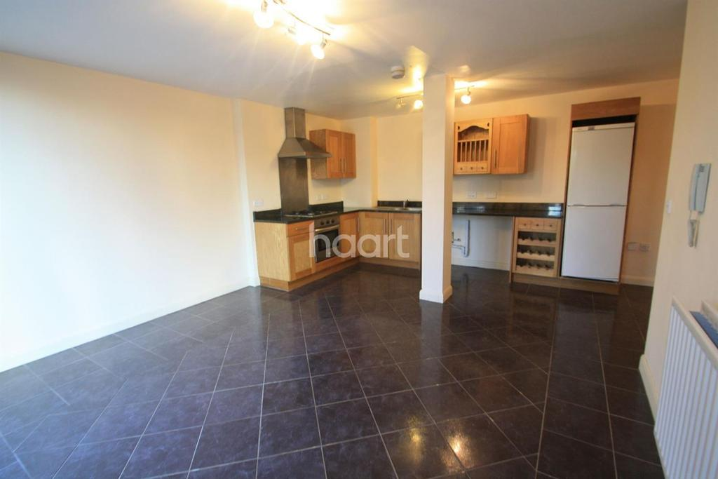 2 Bedrooms Flat for sale in Brook House, Derby