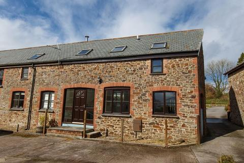 2 bedroom end of terrace house for sale - 4 Clotworthy Barns, Winkleigh