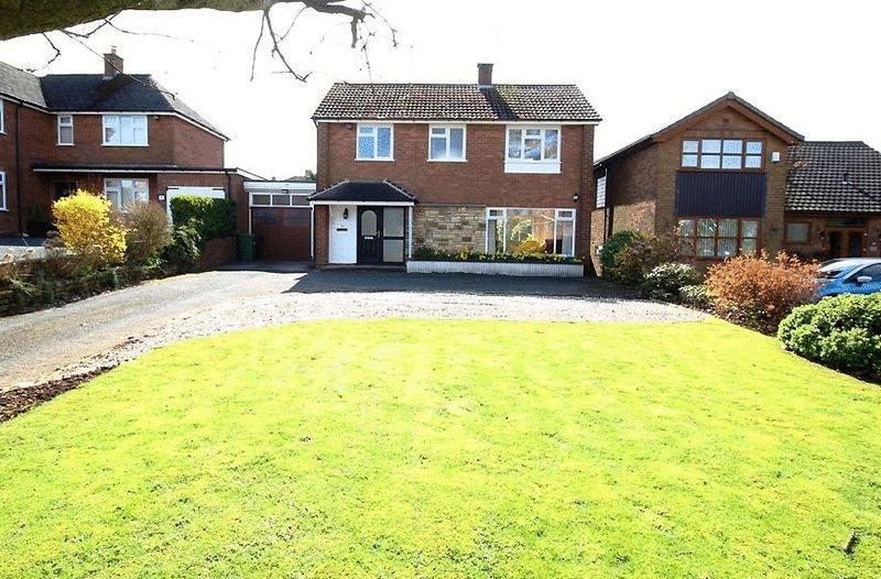3 Bedrooms Detached House for sale in Gospel End Road, SEDGLEY