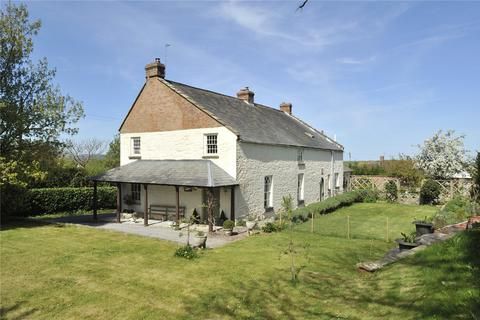 5 bedroom detached house for sale - Moor Lane, North Curry, Taunton, Somerset, TA3