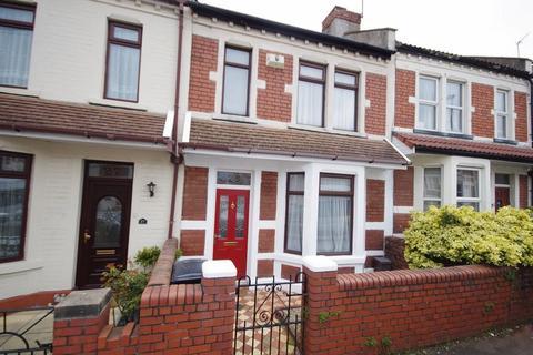 3 bedroom terraced house for sale - Upper Sandhurst Road, Brislington, Bristol