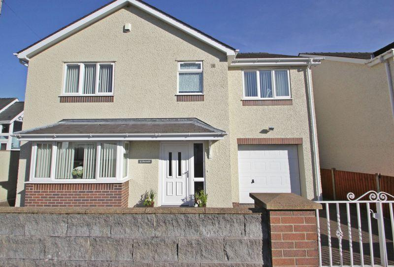 4 Bedrooms Detached House for sale in Llanberis, Gwynedd