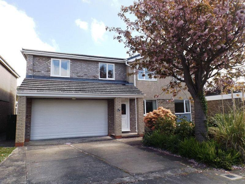 5 Bedrooms Detached House for sale in Wansdyke, Lancaster Park, Morpeth