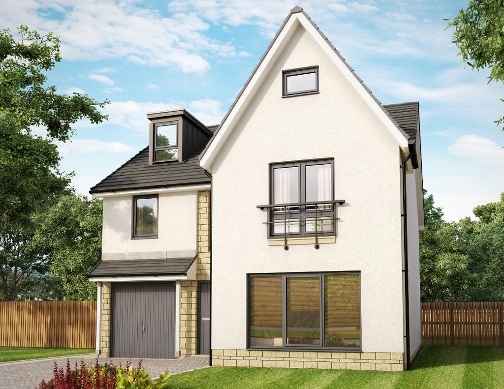 5 Bedrooms Detached House for sale in Strathearn Gardens, Auchterarder, Perthshire, PH3 1JG