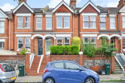 4 bedroom terraced house for sale - Queens Park Road, Brighton, BN2