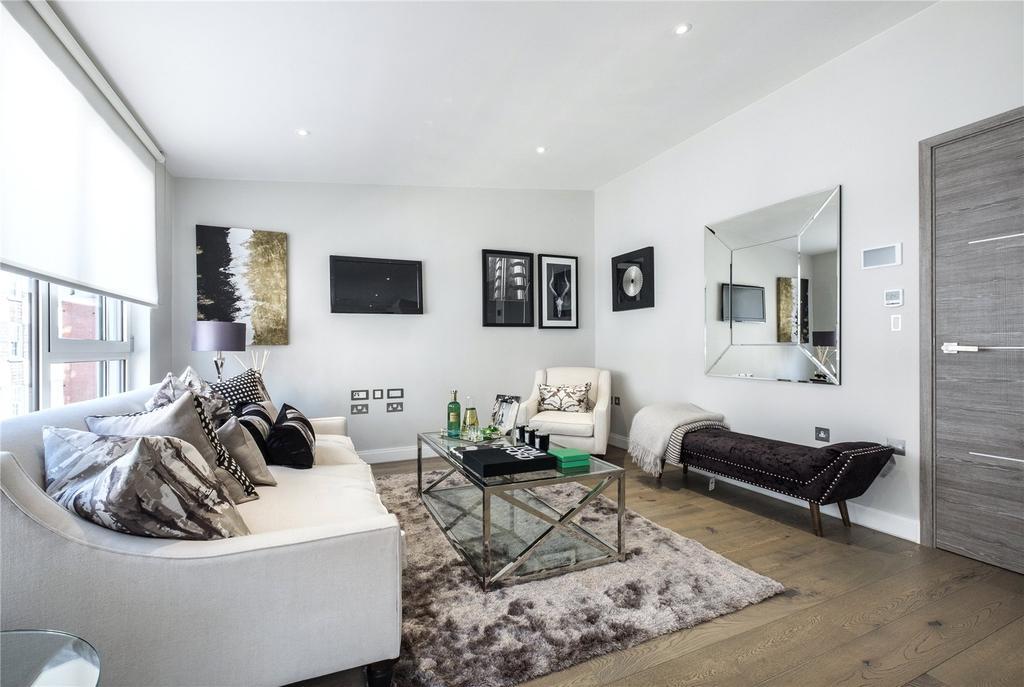 2 Bedrooms Flat for sale in Ashburnham Mews, Regency Street, Westminster, London, SW1P