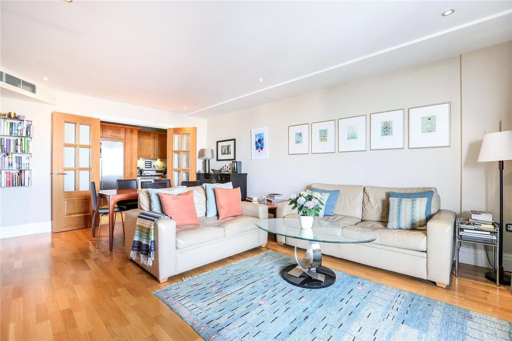 3 Bedrooms Flat for sale in Thames Point, Imperial Wharf, Fulham, London, SW6