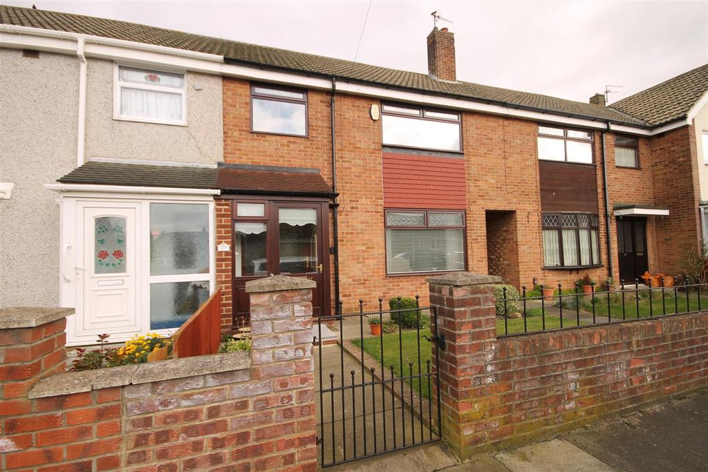 3 Bedrooms Terraced House for sale in Galsworthy Road, Hartlepool