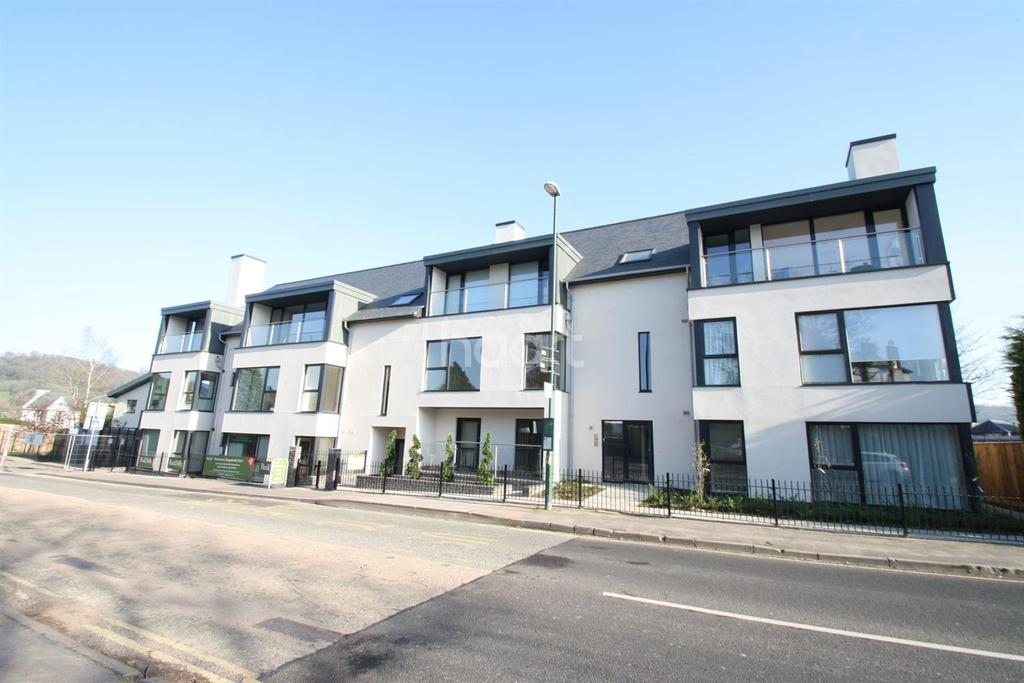 2 Bedrooms Flat for sale in Plot 15 Dixton Close, Monmouth, Monmouthshire