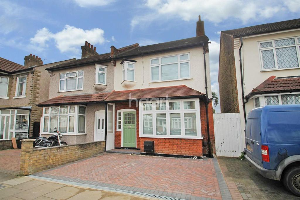 4 Bedrooms Semi Detached House for sale in Cowley Road, Ilford, Essex