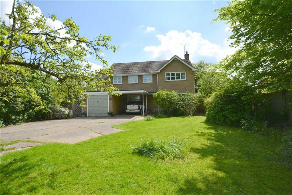 4 Bedrooms Detached House for sale in Main Street, Kirklington, Nottinghamshire, NG22