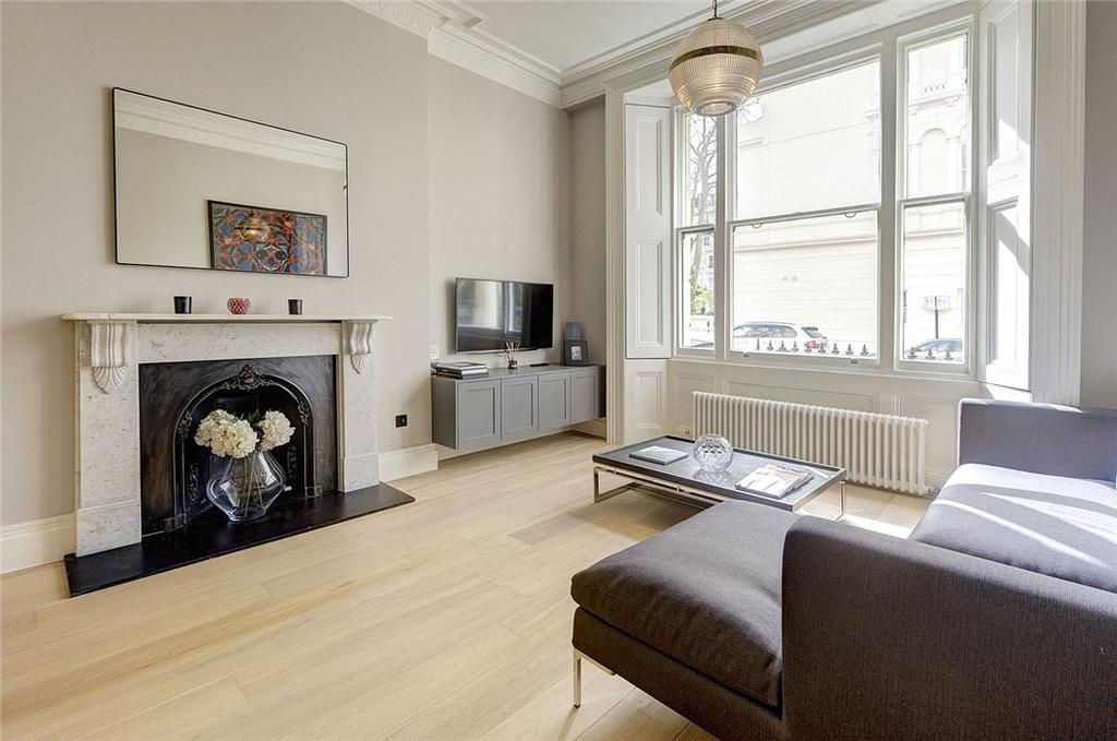 2 Bedrooms Flat for sale in Kensington Gardens Square, Notting Hill, Bayswater, London, W2