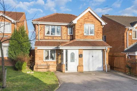 4 bedroom detached house for sale - Standish Gardens, Shirecliffe, Sheffield, S5