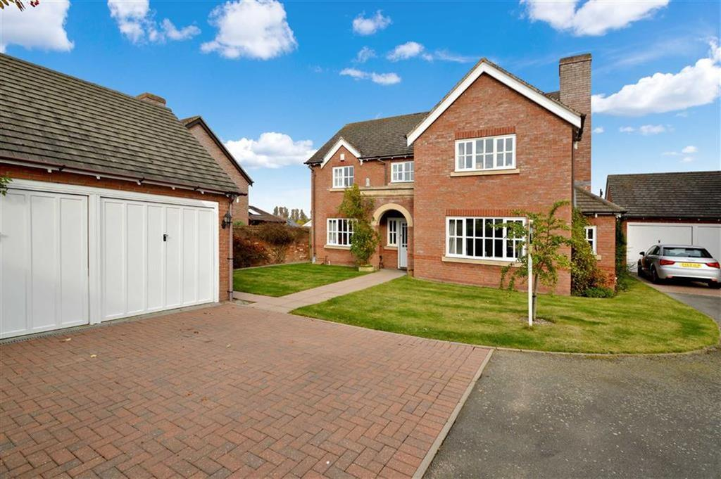 4 Bedrooms Detached House for sale in 7, Manor Farm, Uffington, SY4