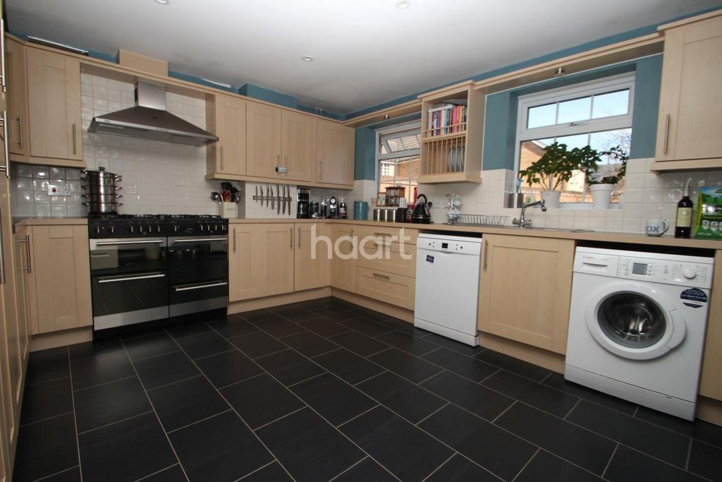 5 Bedrooms Detached House for sale in The Combers, Kesgrave
