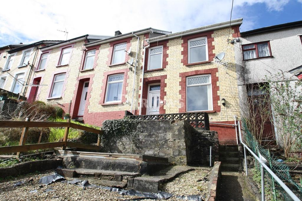 3 Bedrooms Terraced House for sale in Thomas St, Tonypandy