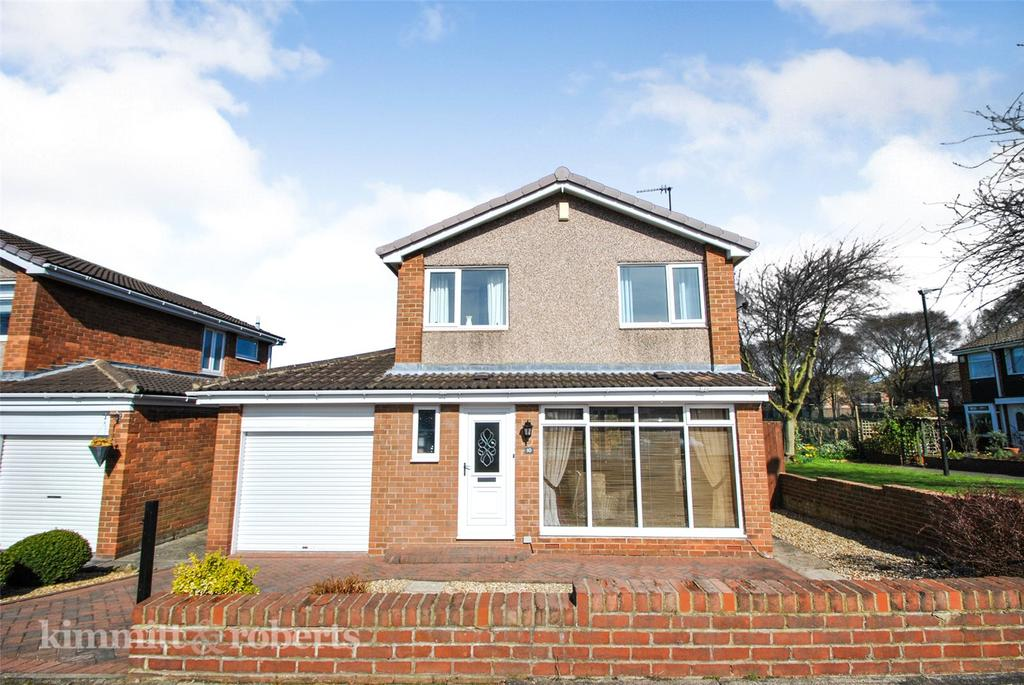 3 Bedrooms Detached House for sale in Redburn Close, Houghton le Spring, Tyne and Wear, DH4
