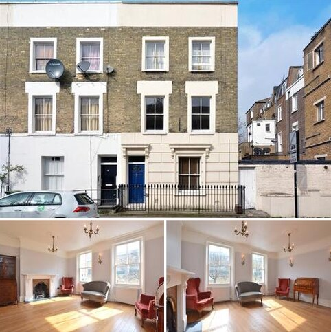 3 bedroom end of terrace house to rent - Pratt Street, Camden, London, NW1