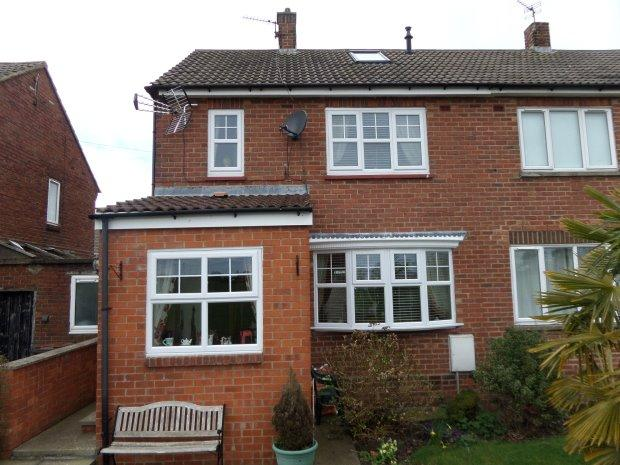 2 Bedrooms Semi Detached House for sale in BRIDGE VIEW, FISHBURN, SEDGEFIELD DISTRICT