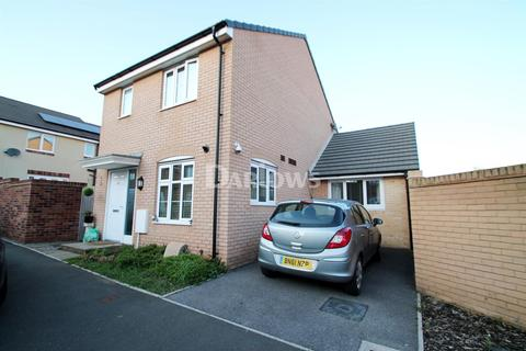 3 bedroom detached house for sale - Brython Drive, St Mellons, Cardiff