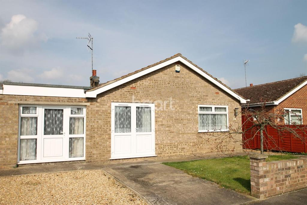 3 Bedrooms Bungalow for sale in Queen Elizabeth Drive, Wisbech