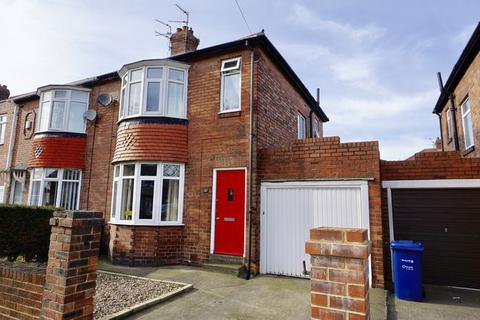 2 bedroom semi-detached house for sale - FOSSWAY, Walkergate
