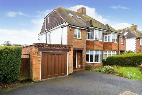 5 bedroom semi-detached house for sale - Redhill Drive, Brighton, BN1