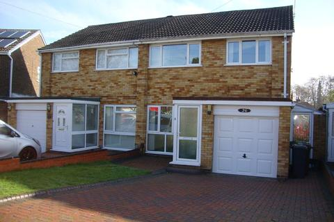 3 bedroom semi-detached house to rent - Lammas Close, Solihull