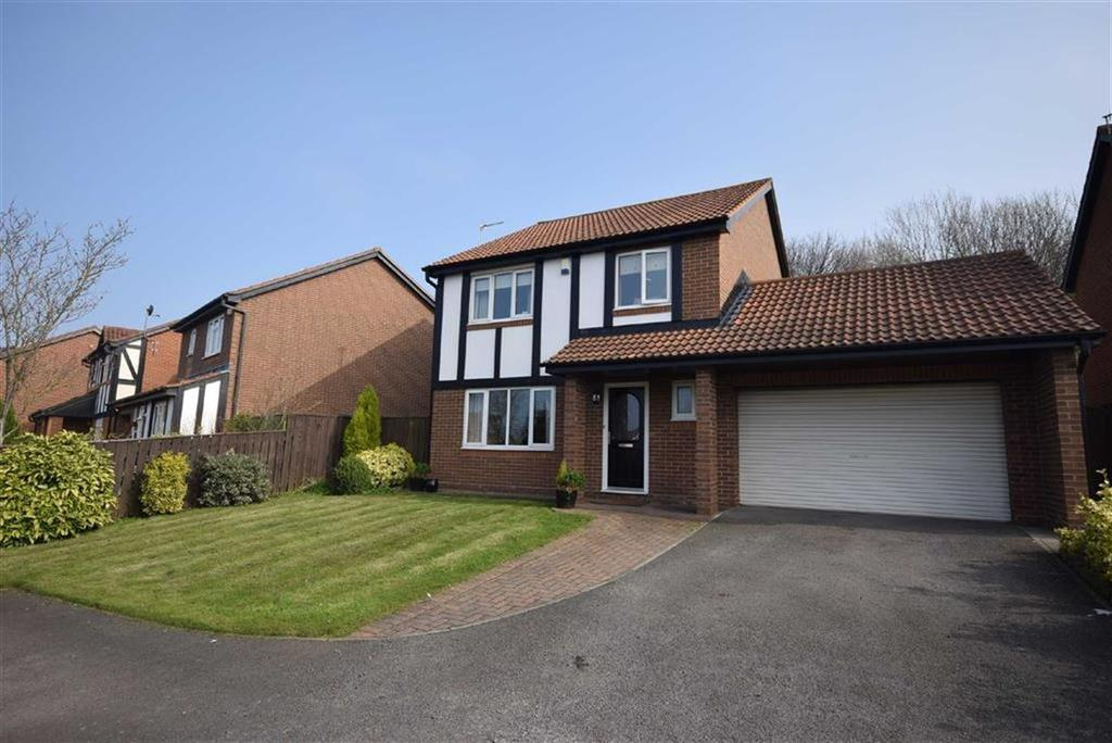 4 Bedrooms Detached House for sale in Beaconside, South Shields