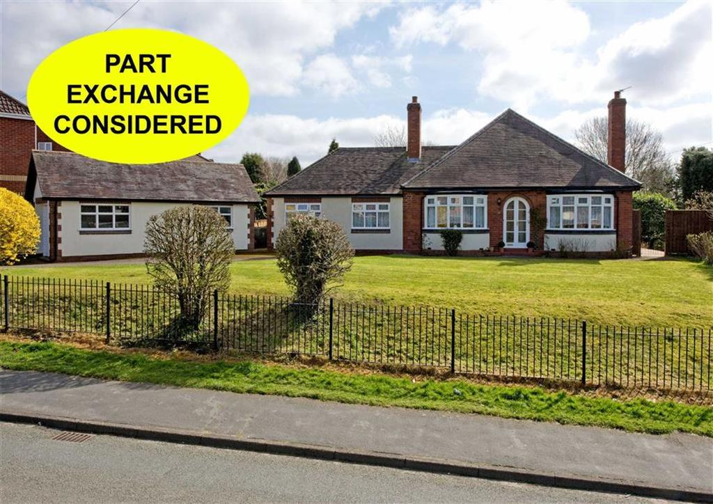 4 Bedrooms Detached Bungalow for sale in 95, Planks Lane, Wombourne, Wolverhampton, South Staffordshire, WV5