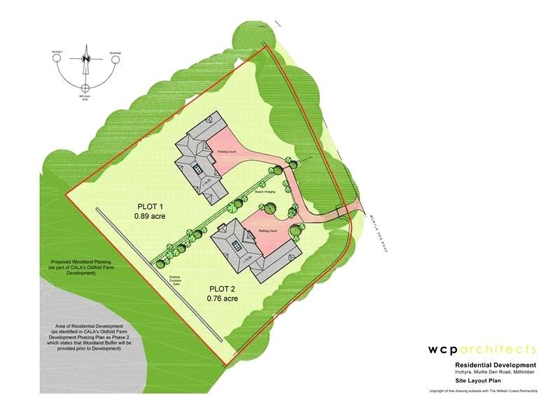Land Commercial for sale in Inchyra 2, Murtle Den Road, Aberdeen, AB13