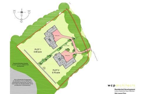 Land for sale - Inchyra 2, Murtle Den Road, Aberdeen, AB13