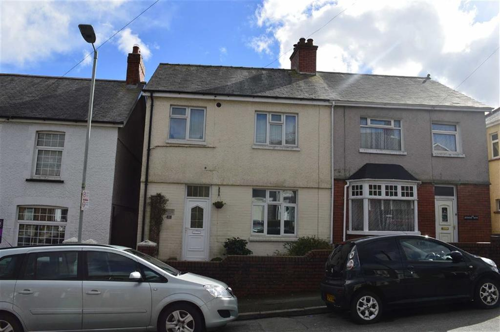 3 Bedrooms Semi Detached House for sale in Penlan Road, Swansea, SA5